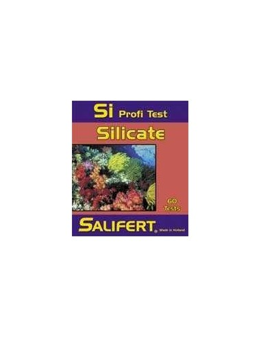 Salifert Silikat/Kisel Test