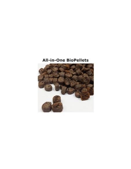 N/P reducing All in one Biopellets