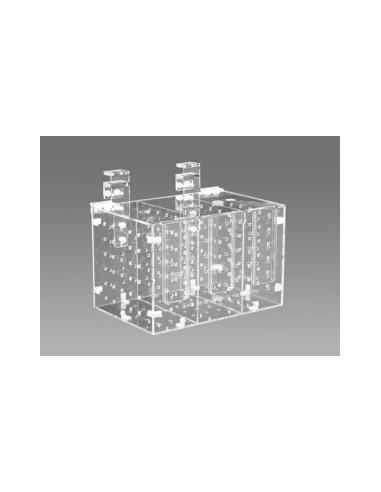 Isoleringsbox i akryl
