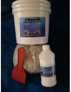 E-Marco 400 Reefscaping mortar kit