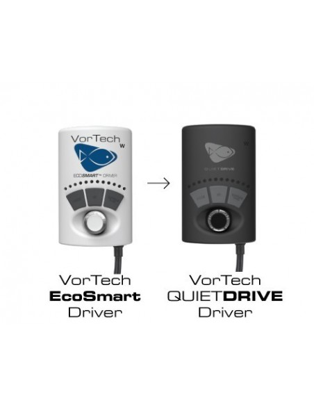 Vortech MP10wQD replacement driver
