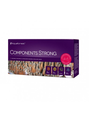 Aquaforest Components Strong 4x75ml