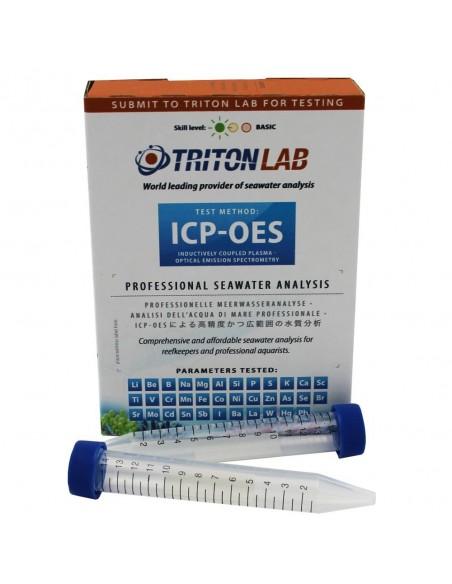 Triton Lab ICP-OES Test