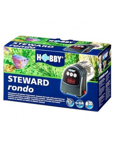 Hobby Steward Rondo Foderautomat