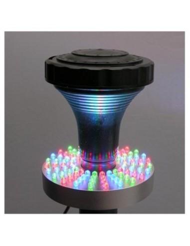 LED ring 96 dioder färgskiftande