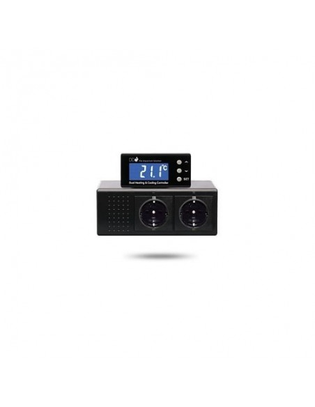 D-D  Dual Heating & Cooling Controller