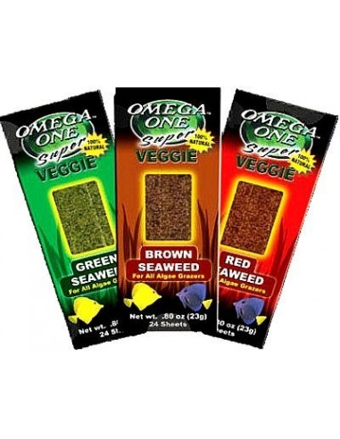 Omega One Super Veggie