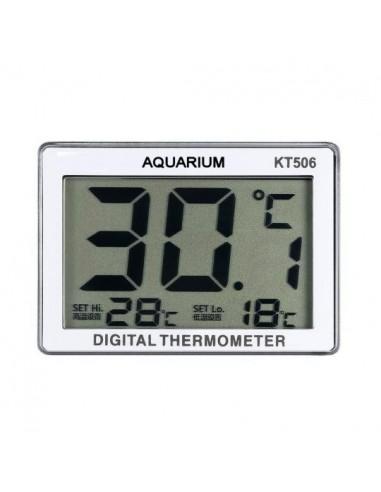 Extern digital termometer